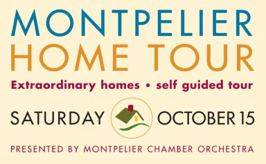 Montpelier Home Tour - October 15